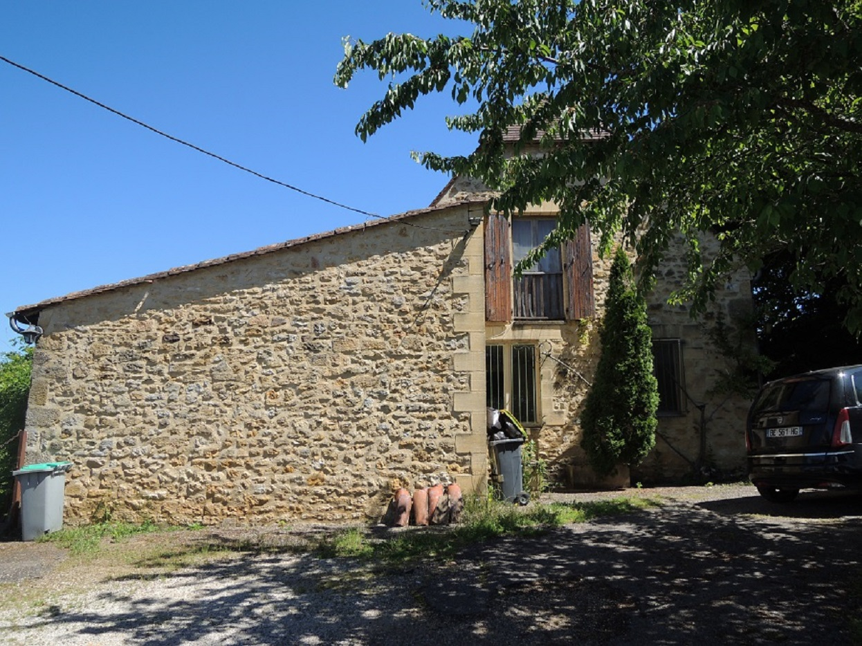 Maison en position dominante à Sarlat