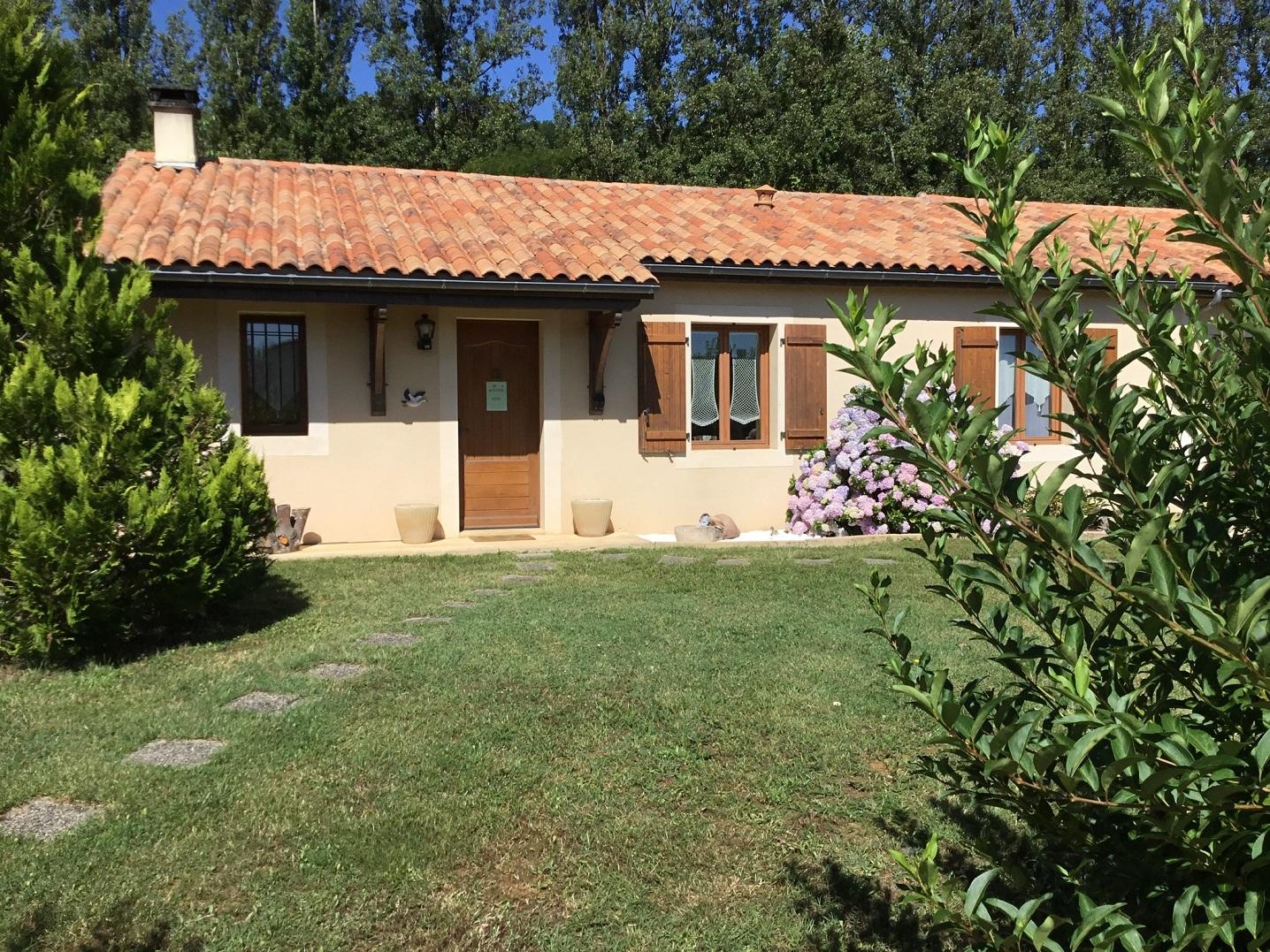 Maison de plain-pied, avec terrain à Sarlat