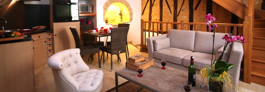 Maison de caractère, cité médiévale de Sarlat