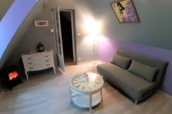 Chambre Casanova - Espace salon