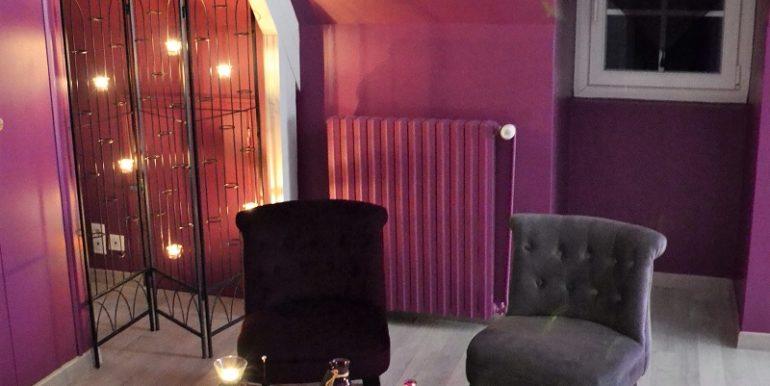 Chambre Schéhérazade - Espace salon