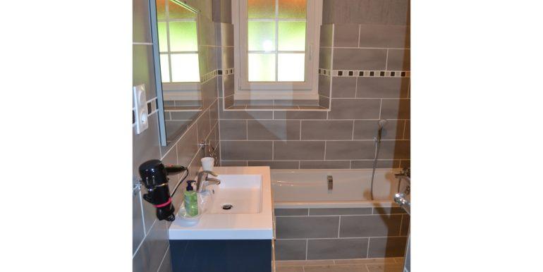Suite La Boétie - Salle de bains